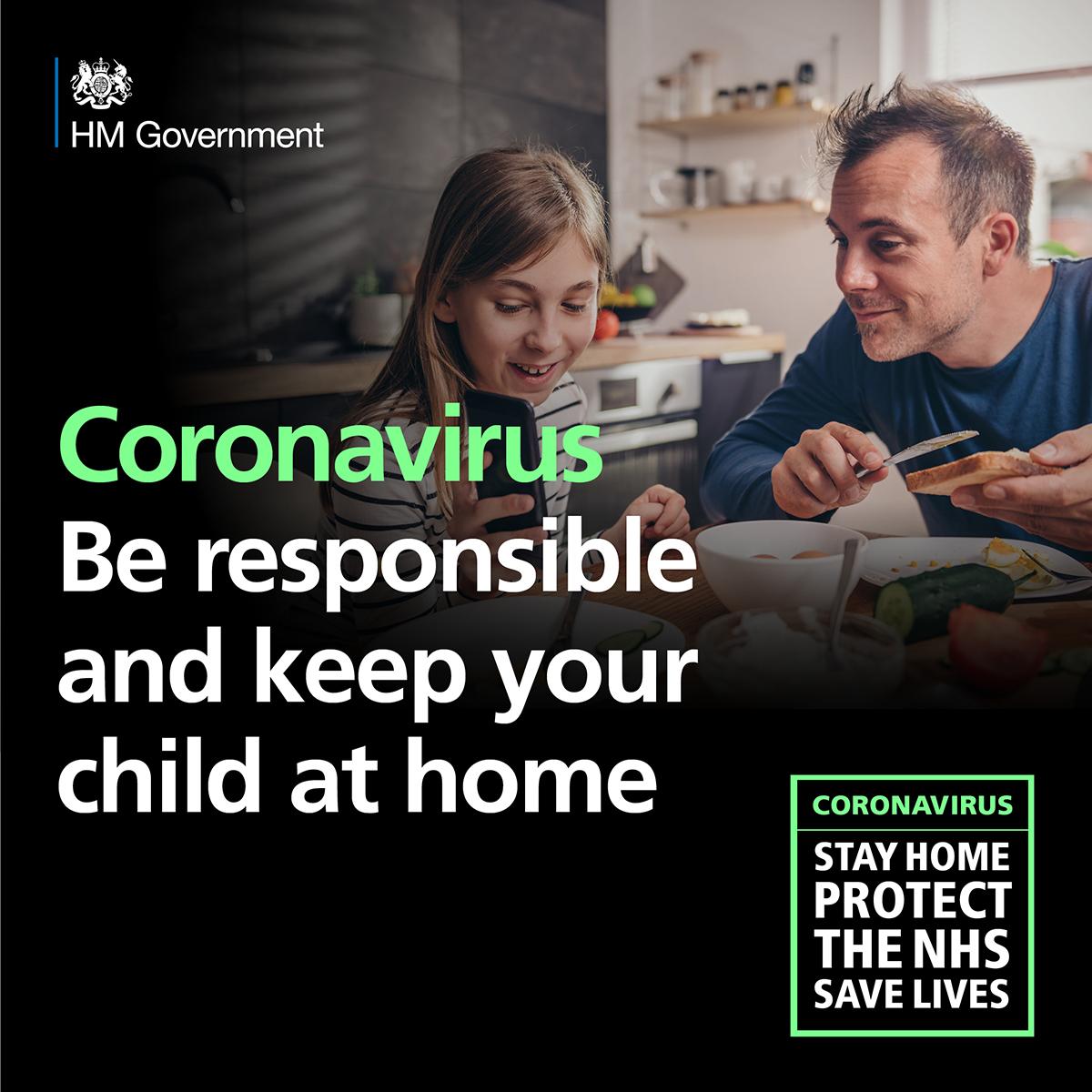 Coronavirus - Stay at home